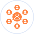 Networking Icon - PAIB Insurance