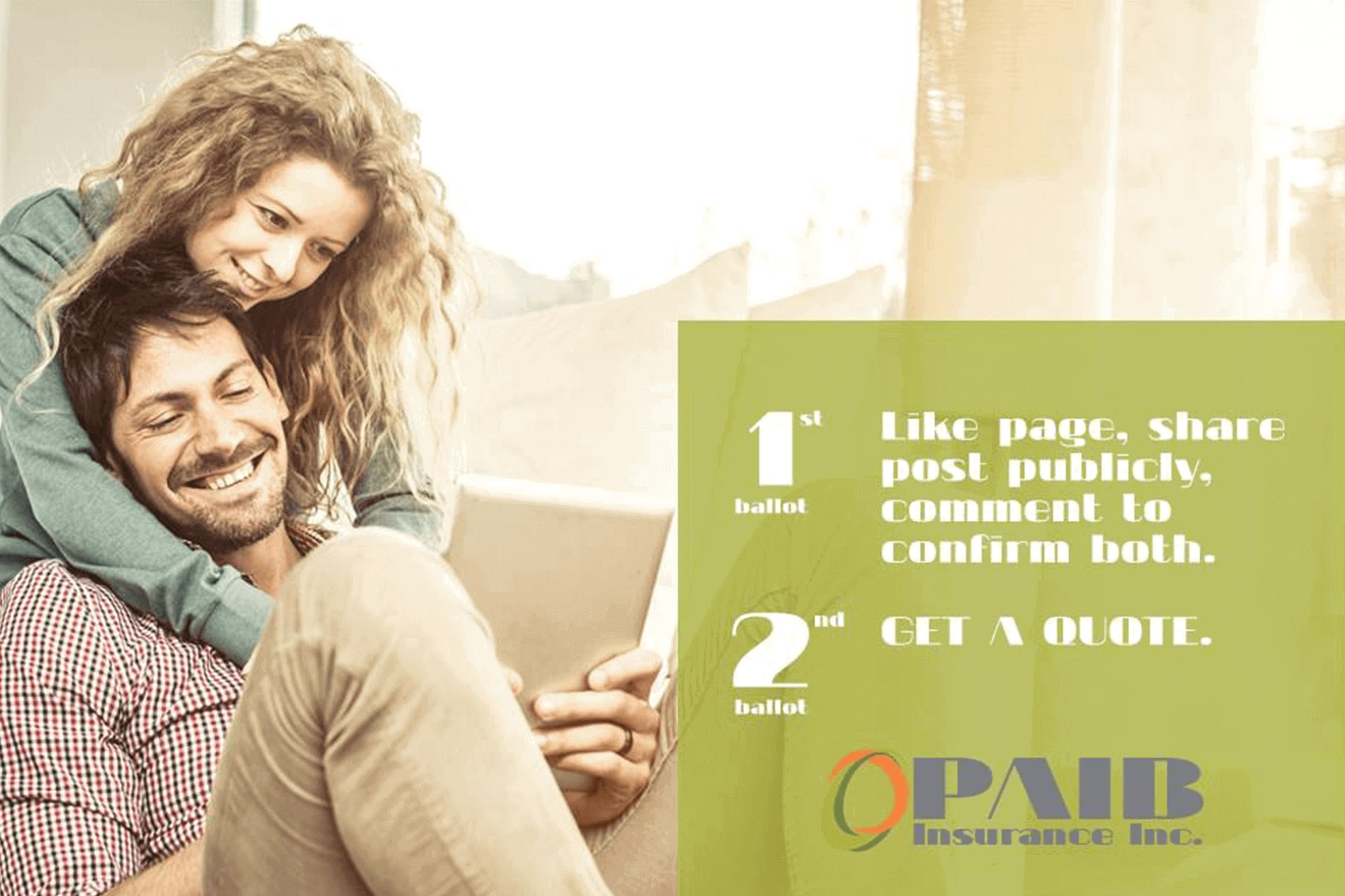 Contest Rules - PAIB Insurance