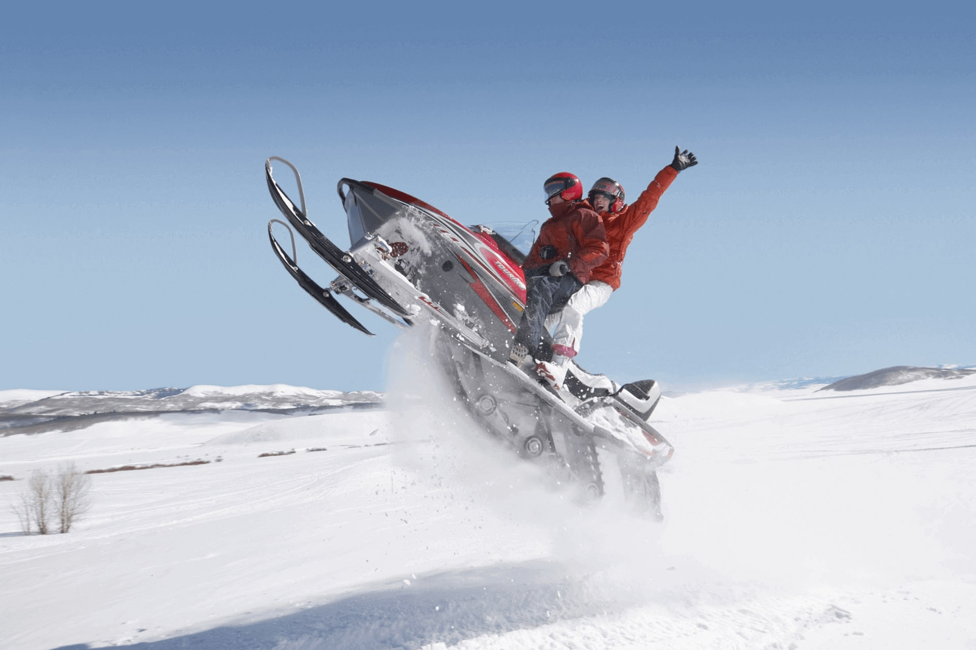 Snowmobile Covered - PAIB Insurance