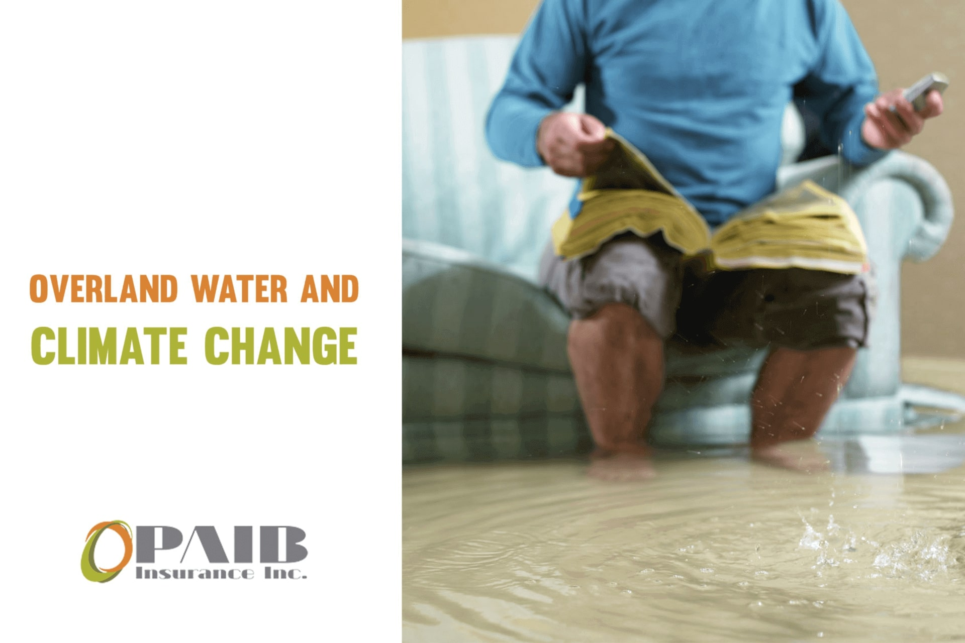 Overland Water Endorsement and Climate Change - PAIB Insurance