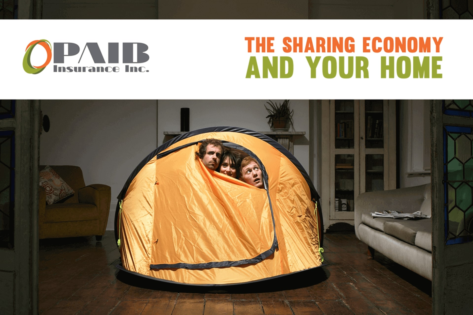 The Sharing Economy and Your Home - PAIB Insurance